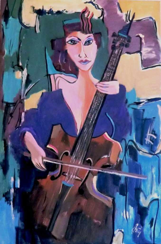 Cello - remember our love