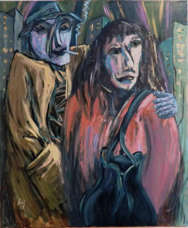 Gefangene der Nacht