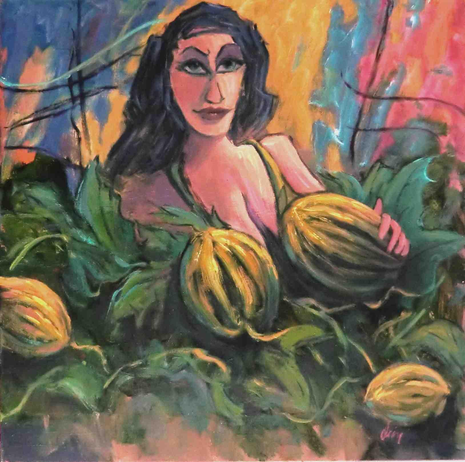 Melonenernte