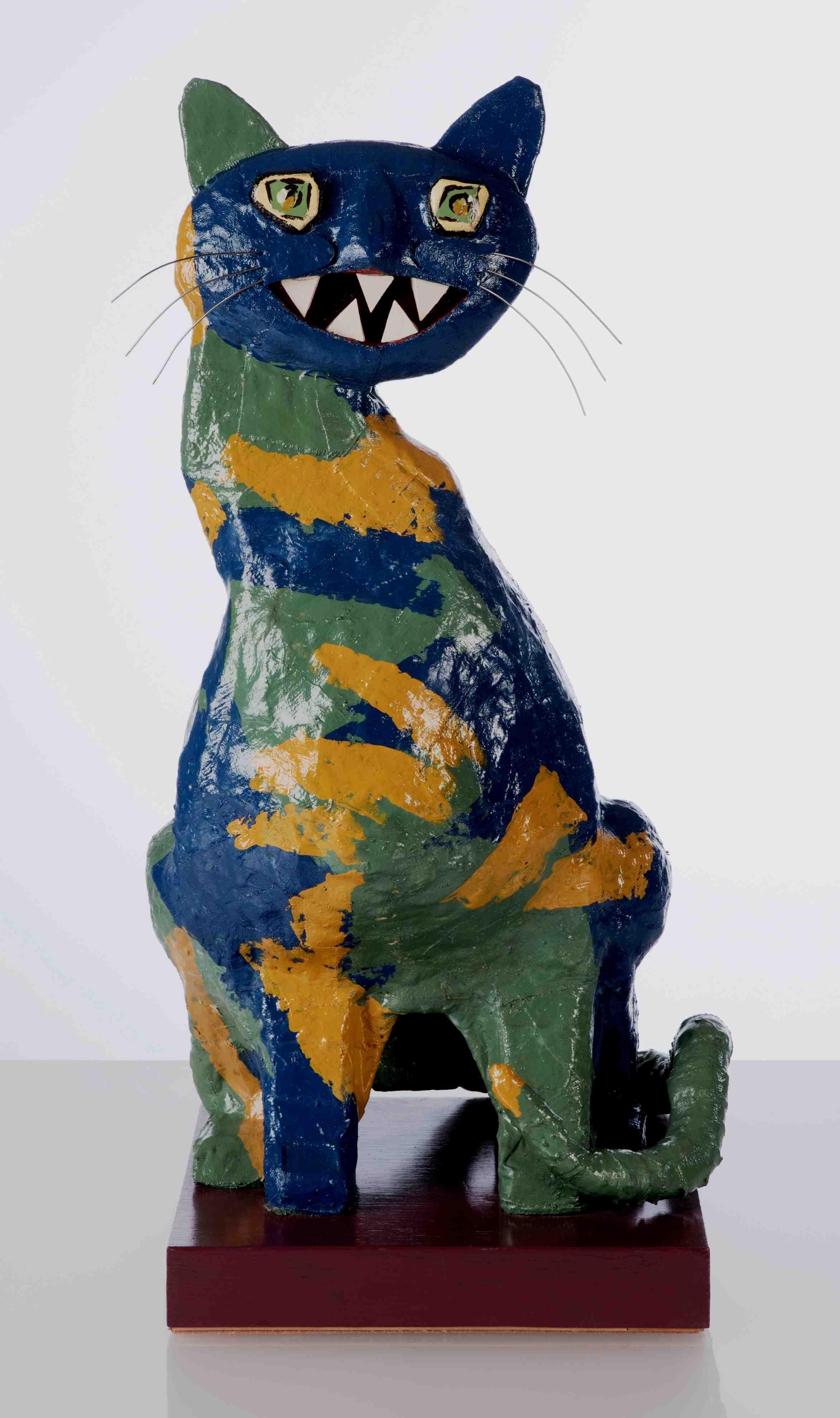 Sansibar the boat cat